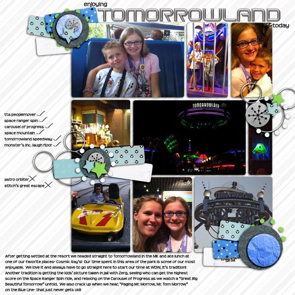 Tomorrowland (general) - Page 5 - MouseScrappers.com
