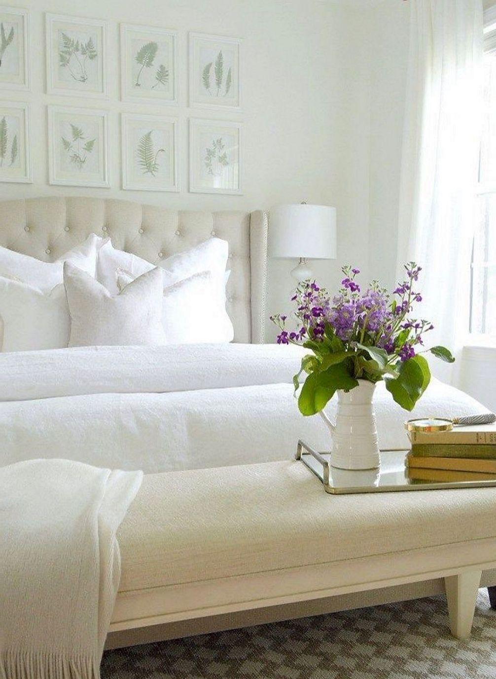 Modern Romantic Bedroom Designs: 137 DIY Rustic And Romantic Master Bedroom Ideas On A