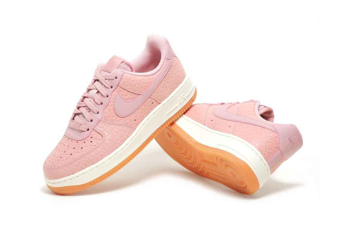 """Nike's Air Force 1 """"Pink Glaze"""" Is Sweet Like Candy   Air force 1 ..."""