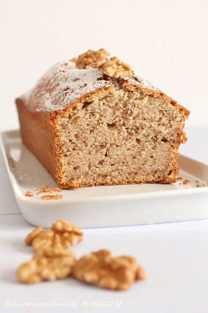 Schwarzwaldmaidli Bananen Walnuss Kuchen Kekse Kuchen Muffins