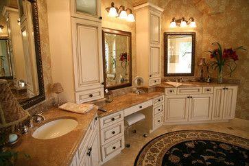 Photo of Luxury Master Bath Suite – traditional – Bathroom – Dc Metro – Homeland Builders…