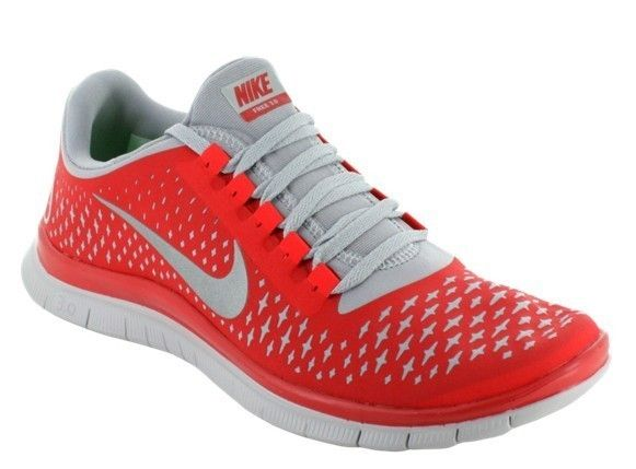 Zapatillas de running Nike Free Trainer 3.0 Hombre red rojos negro l0zDL 1  | shoes | Pinterest