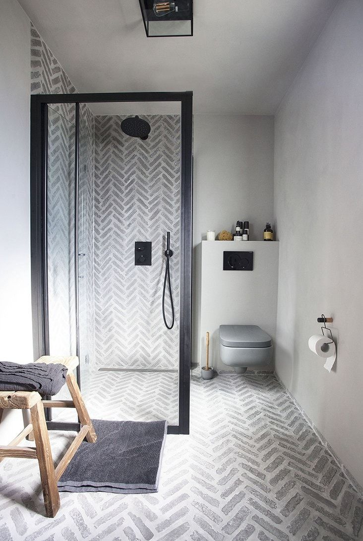 Scandinavian Bathroom By Slow Design Studio Norway