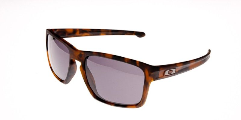 aab26af8cd858 Oakley Sunglasses Sliver Matte Brown Tortoise Warm Grey OO9262-0357 is  designed for men and the frame is havana. This style has a large - 57mm -  lens ...