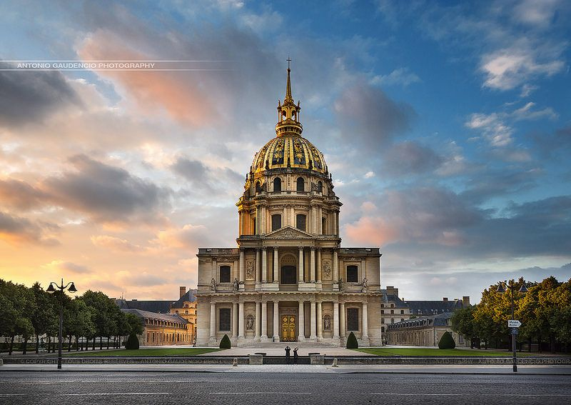 Dôme des Invalides (Paris)