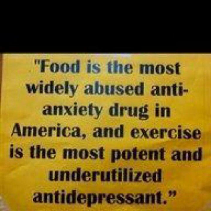 The real anti-depressant