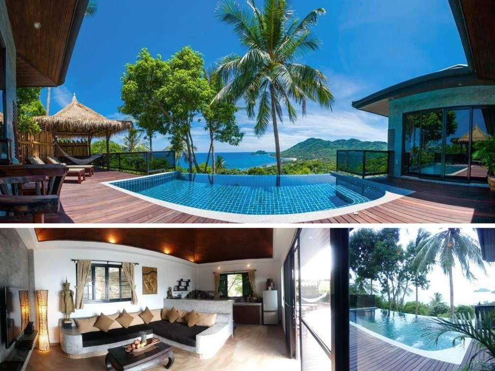 Koh Tao Koh Tao Heights Pool Villas Thailand, Asia Set in a prime location of Koh Tao, Koh Tao Heights Pool Villas puts everything the city has to offer just outside your doorstep. The property features a wide range of facilities to make your stay a pleasant experience. Free Wi-Fi in all rooms, daily housekeeping, photocopying, printer, private check in/check out are on the list of things guests can enjoy. Designed for comfort, selected guestrooms offer television LCD/plasma s...