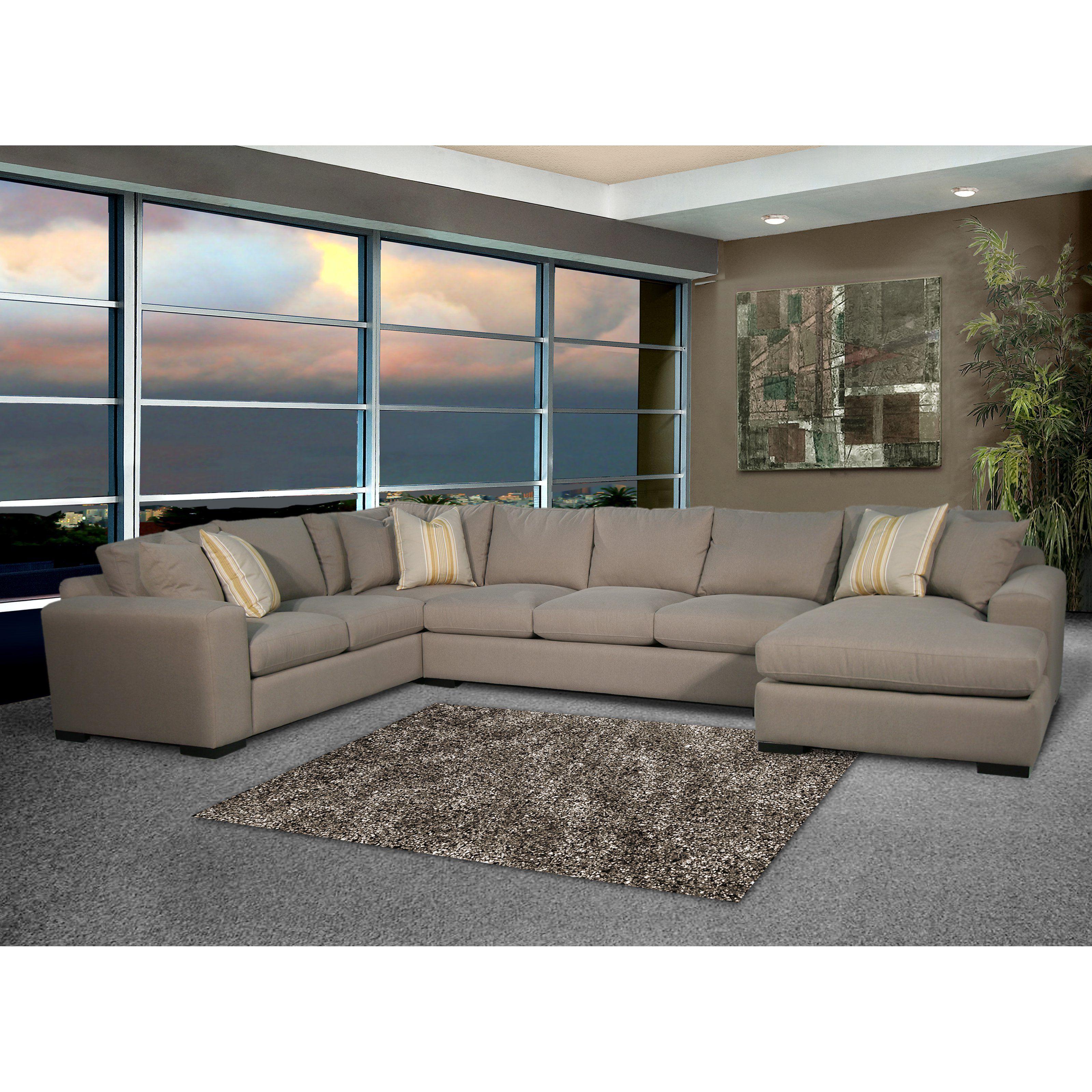 Fairmont Designs Venetzia 3 Piece Sectional Sofa With Chaise Lounge D3601 13l3305r Dawpla