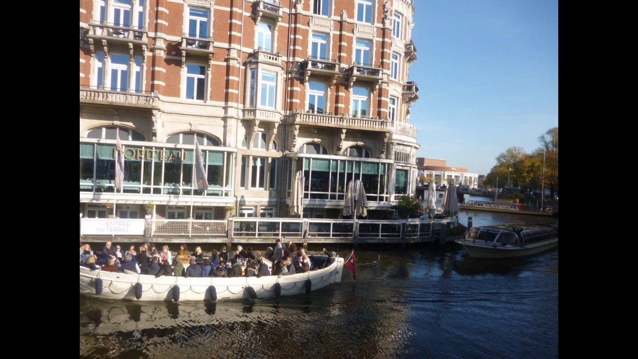 Amsterdam and Amstel
