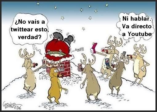 Felicitaciones De Navidad Divertidad.Humor Postales Divertidas De Navidad Recursos Nadal