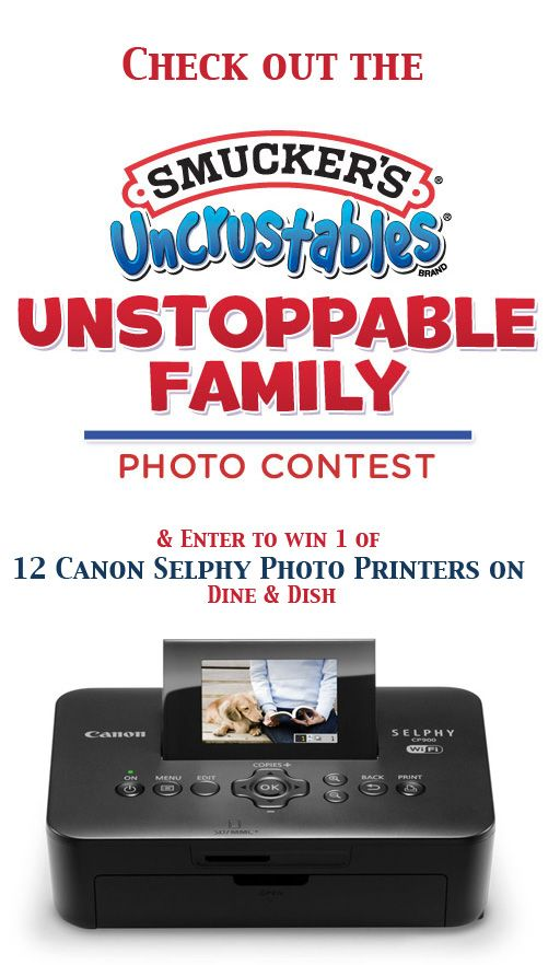 Canon Portable Mini Photo Printer Giveaway with 12 Winners!! - http://dineanddish.net/2013/03/canon-portable-mini-printer-giveaway-with-12-winners/ via @DineandDish