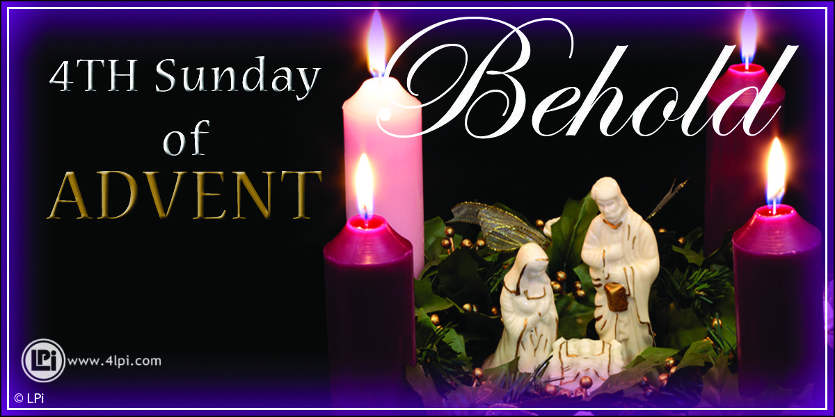 fourth sunday of advent candles catholic clipart. Black Bedroom Furniture Sets. Home Design Ideas