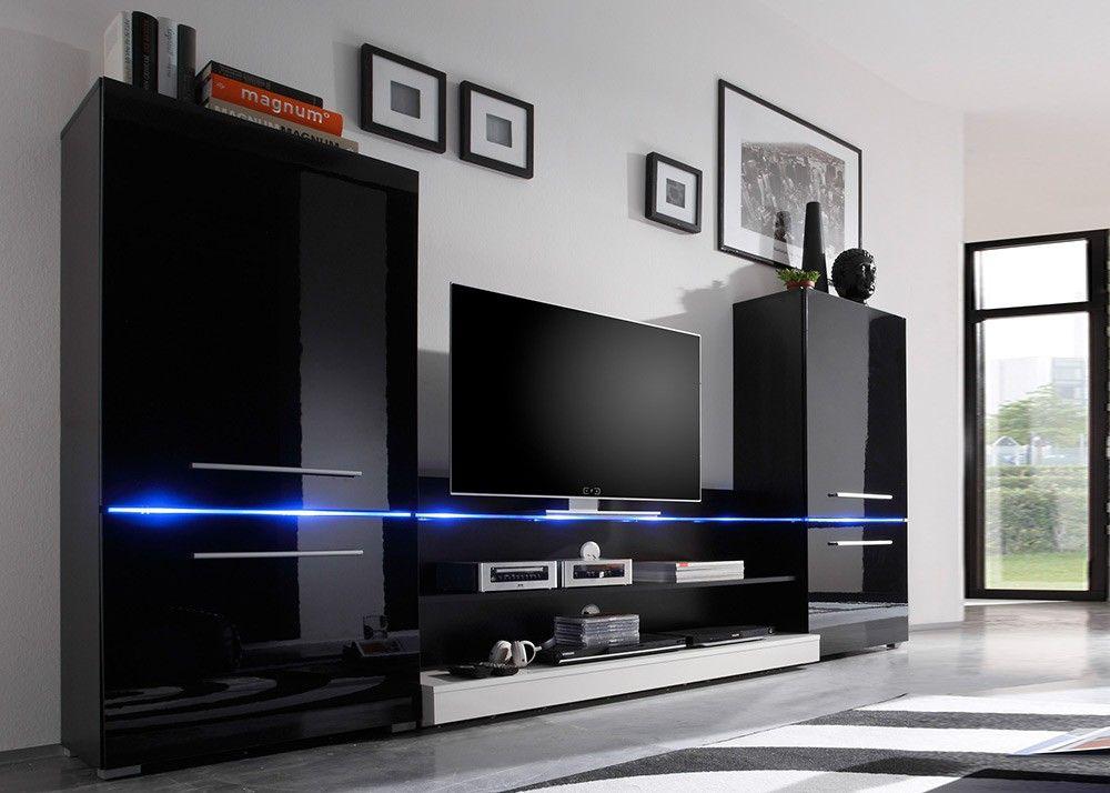 Inspirant Meuble Tv Rangement Pas Cher Décoration