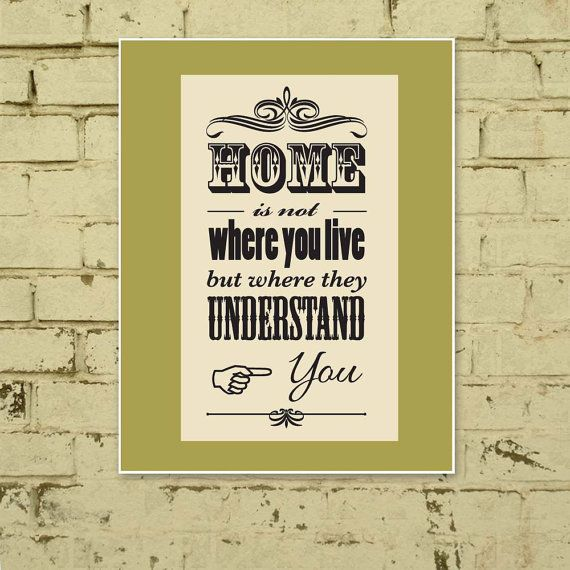 Inspirational Quotes Famous Quotes Home Posters by PortofPrints ...