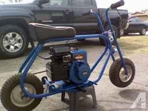 We had one just like this  Except it had a white Tecumseh 3 5 HP