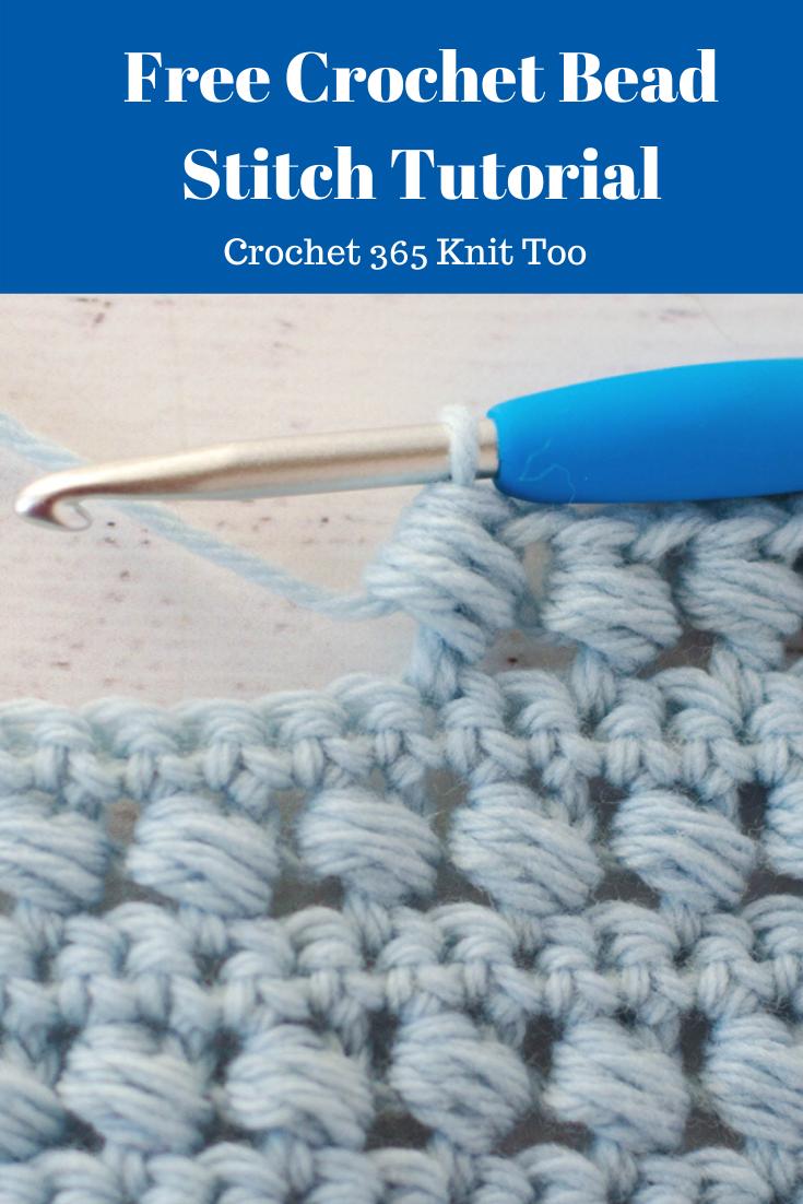 Crochet 365 Knit Too -