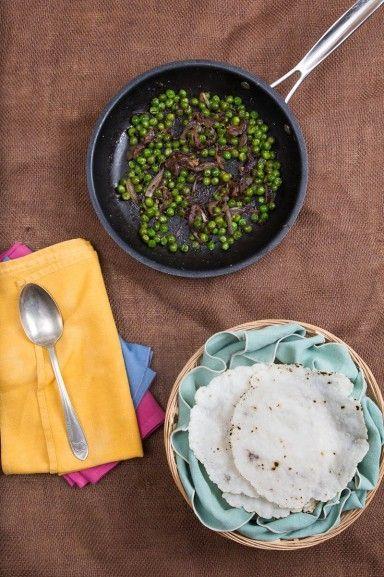 Gluten Free Rice Flour Flatbread (Rice Flour Rotli) Recipe at Indiaphile.info