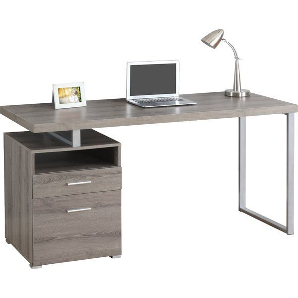 Anchor Your Home Office In Streamlined Style With This