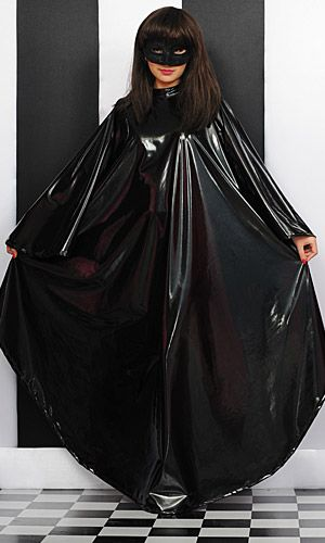 Pvc Im Bad Salon Cape (pvc | Perms
