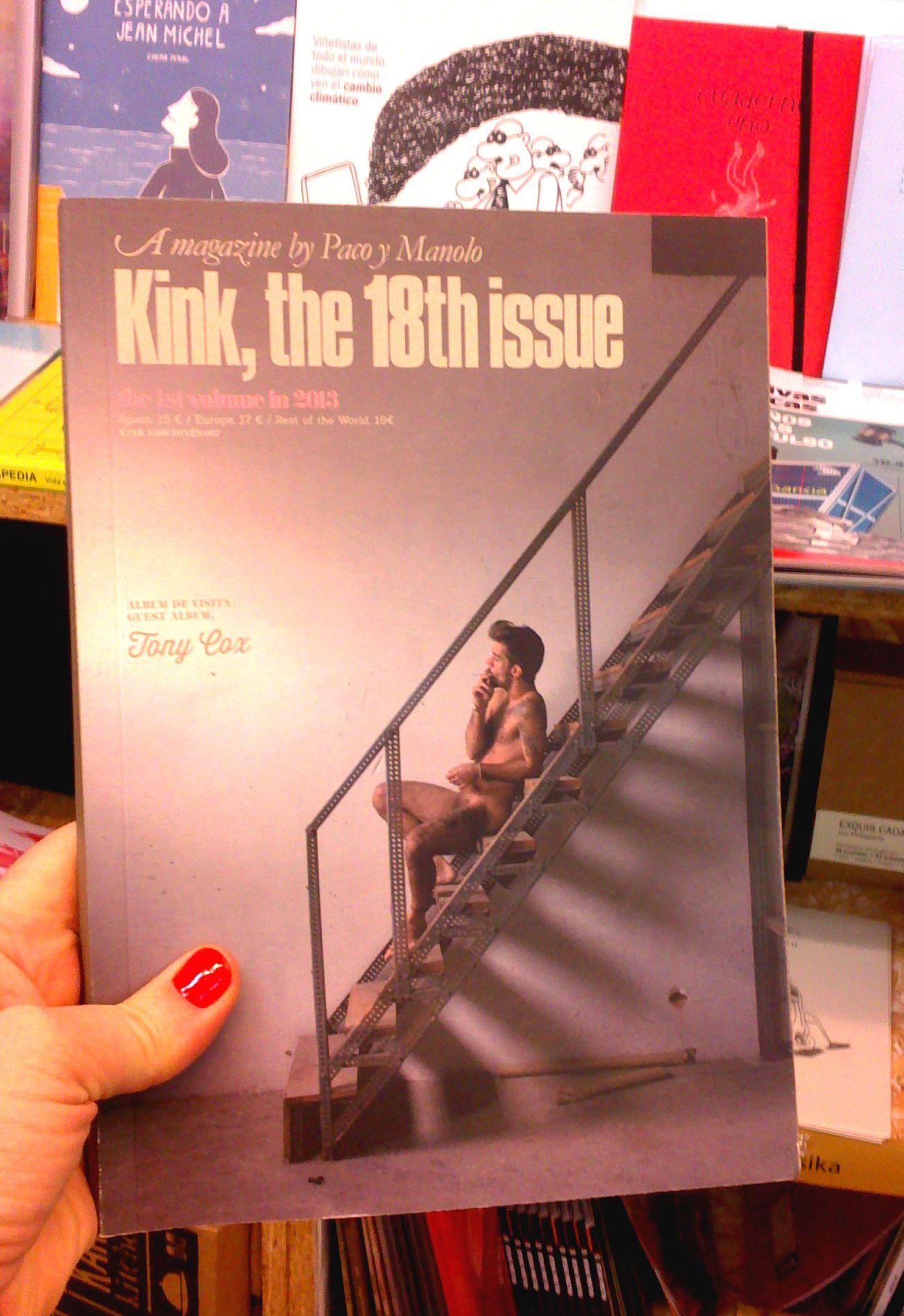 KINK 18 una revista de Paco y Manolo Número Especial - 148 páginas ...