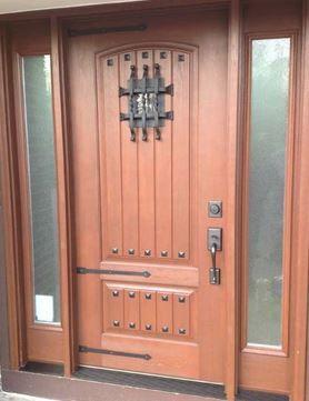 Puertas rusticas viajes y turismo pinterest rusticas for Puertas principales rusticas madera