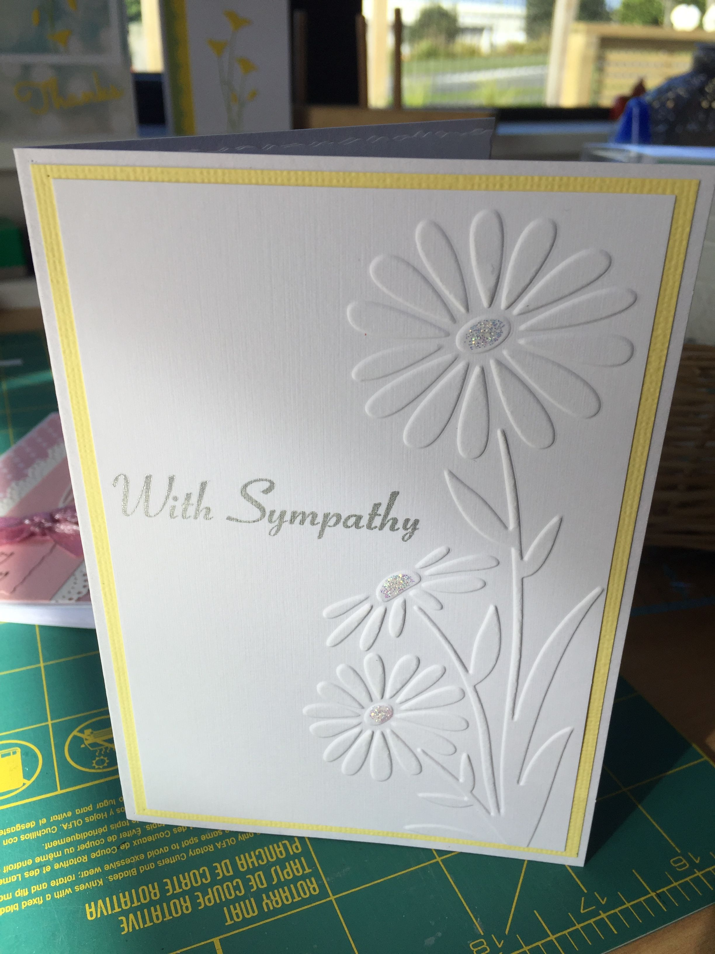 Pin By Sandi Nakoneczny On Sympathy Cards With Images Sympathy
