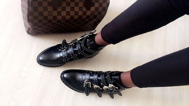 d680d2f02cb Best dupes des boots Givenchy Elegant