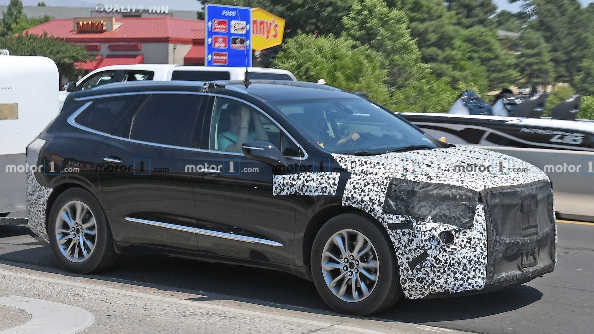 The Very First Information About The New 2021 Buick Encore Has Emerged And According To Them This Subcompact Crossover Suv W Buick Enclave Buick Buick Encore