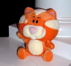 blaze the cat plush