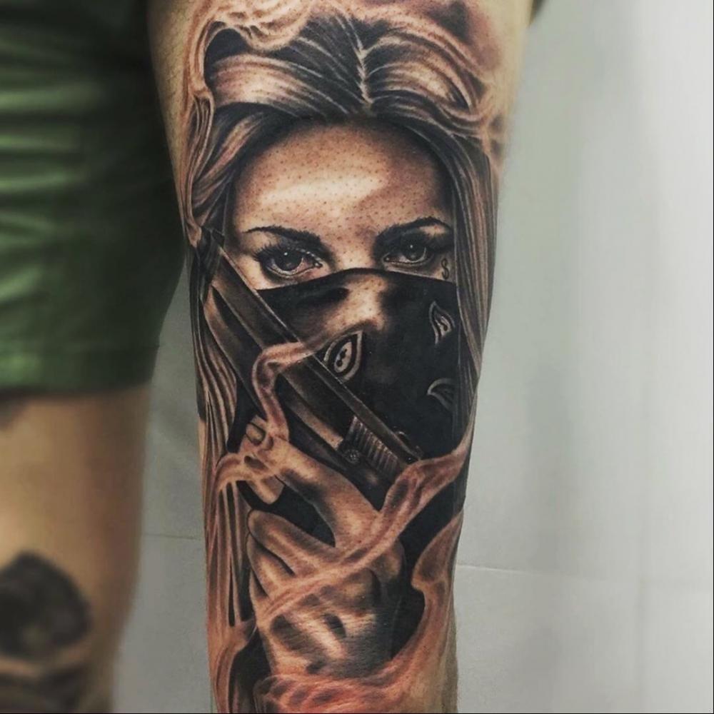Diogo Vieira TattooInk   Braga Tattoo Artist