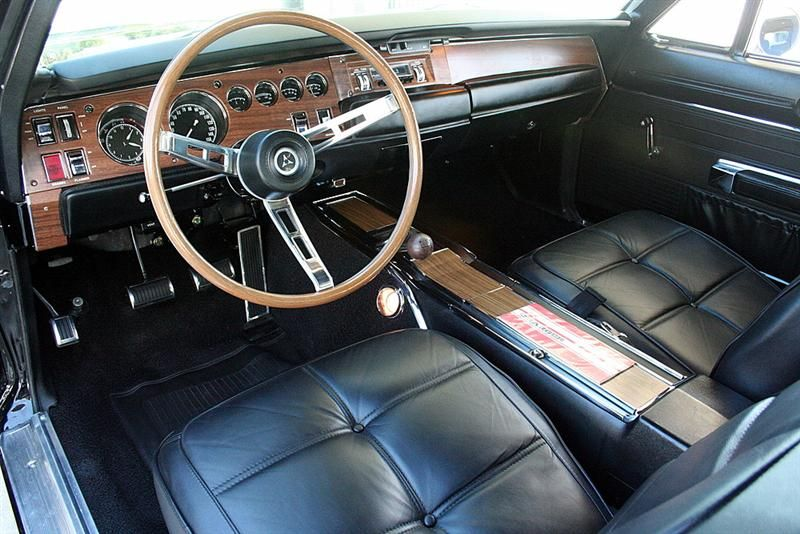 1968 Dodge Charger Interior   Google Search