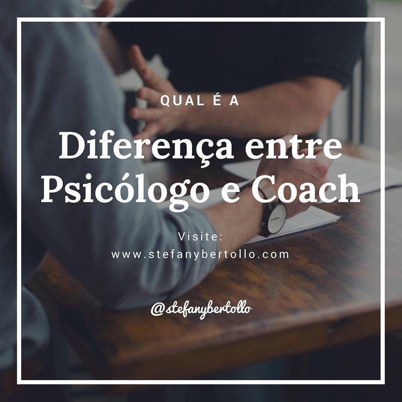 Qual A Diferença Entre Psicologo E Coach Acesse Www