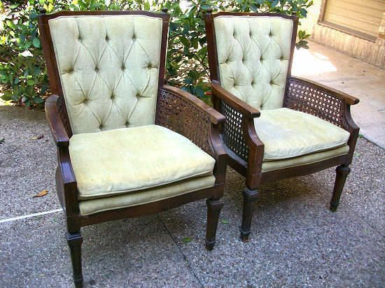 1000+ images about Reupholster on Pinterest | Traditional chairs ...