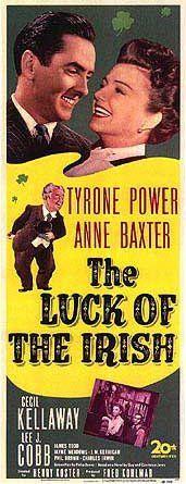 Tyrone Power (May 5th, 1914 - November 15th, 1958