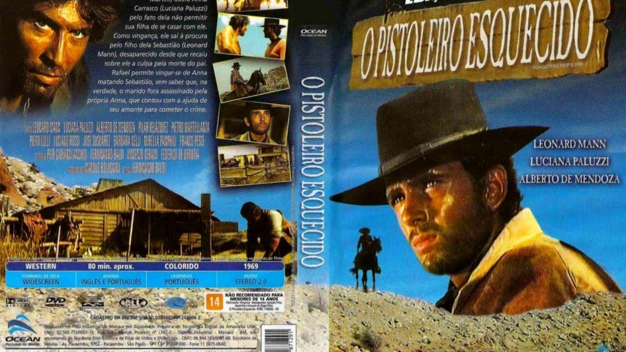 O Pistoleiro Esquecido 1969 Filme Faroeste Completo Dublado