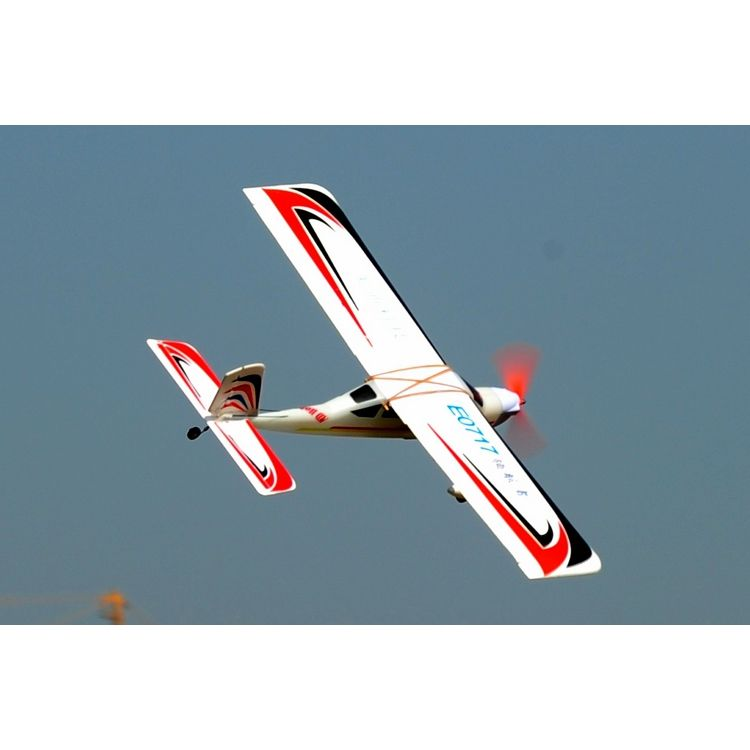 E0717 1030mm Wingspan Fixed Wing RC Airplane Aircraft KIT