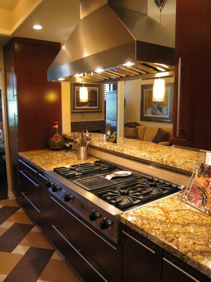 Small Galley Kitchen Layout Ideas