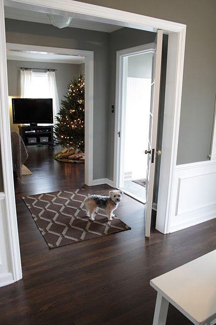 20+ Dark Wood Floors Ideas Designing Your Home (DIY) images