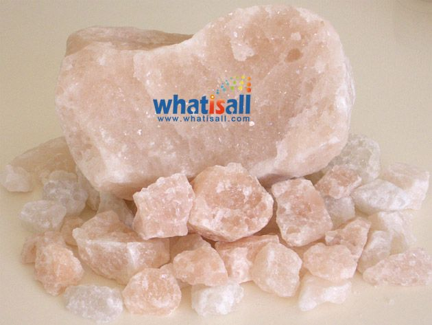 Do you know what is rock salt? It is also known as table salt and ...