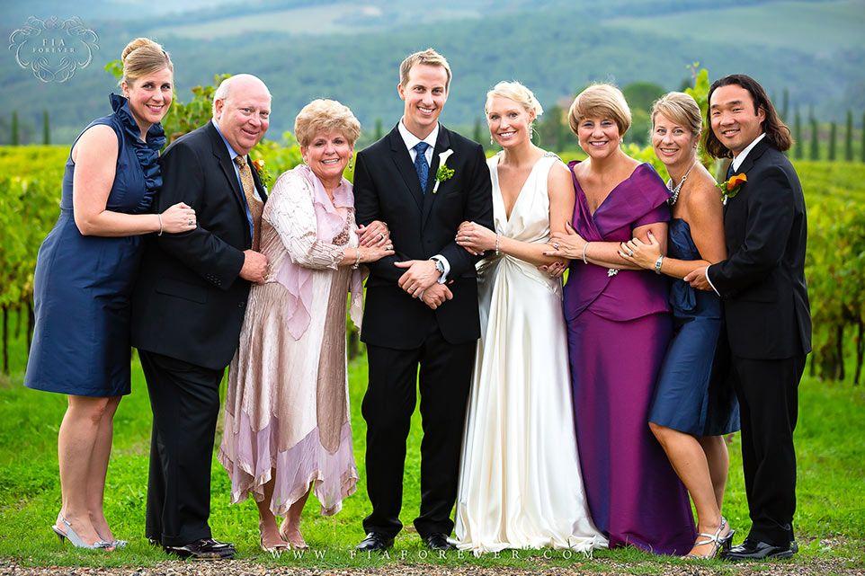 Family Portrait Coordination