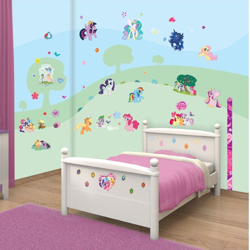 Walltastic Room Decor Kits Collection A Superb Way To Make A Quick Change  To Any Childu0027s Bedroom Or Nursery. Beautiful Designs With Bright And Bold  Colours, ...