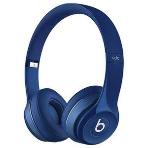 #Beats by Dr. Dre Solo2 HD On-Ear #Headphones - #Blue
