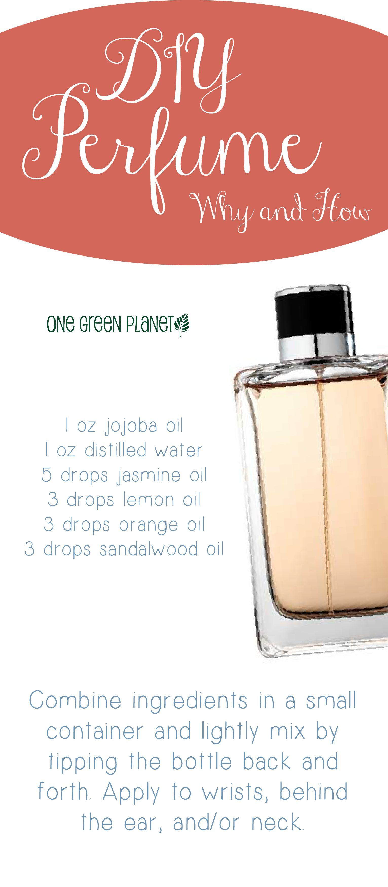 Diy Natural Perfumes How To Make Them And Why You Should Homemade Perfume Diy Natural Products Natural Perfume