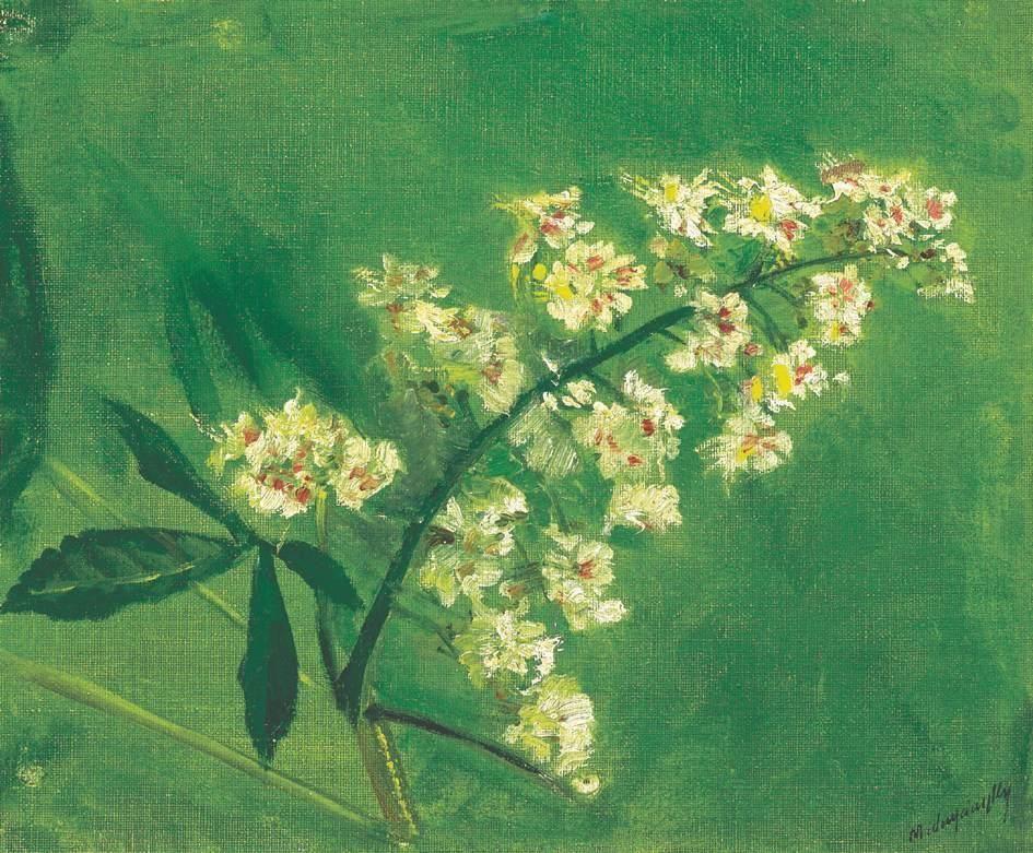 """Chesnut Flowers"" Laszlo Mednyansky (With images"