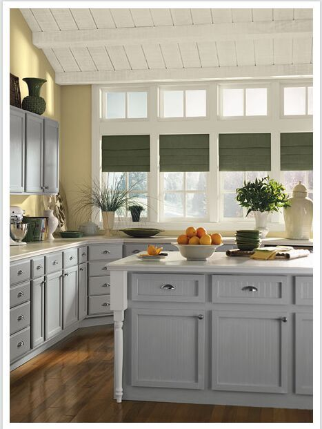 Best Benjamin Moore Storm Gray Af700 This Looks Like A True 640 x 480