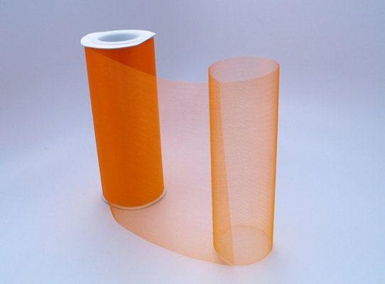 6 Shimmering Organza Roll  20 Yards  Free Shipping