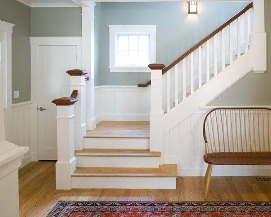 Best Traditional Staircase Design Pictures Remodel Decor And 640 x 480