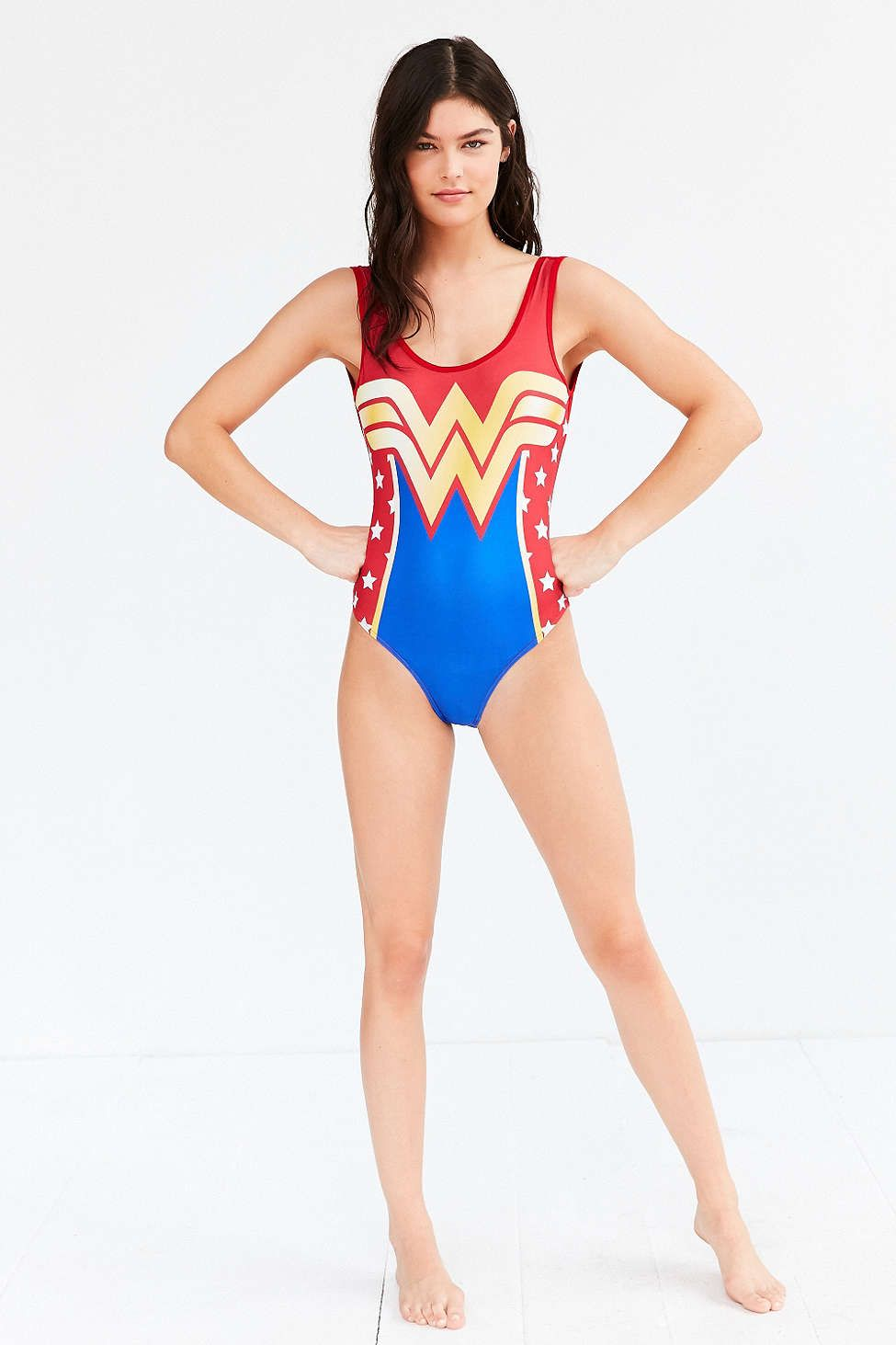 80dfaa2006139 DC Comics X Undergirl Wonder Woman Bodysuit   halloween costumes ...