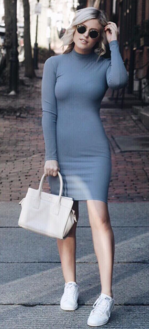 body con dress outfit