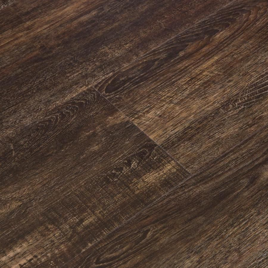 Cali Bamboo Cali Vinyl 10 Piece 7 125 In X 48 03 In Shadowed Oak Luxury Locking Vinyl Plank Flooring With Images Vinyl Plank Flooring Vinyl Plank Vinyl Flooring